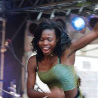 Afro Tanz mit Mmah Soumah aus Guinea