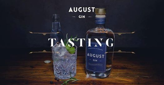 August Gin Tasting 11.01.2019
