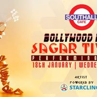 Sagar Tiwari- LIVE at Southall Cafe - StarClinch