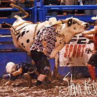 Tate Shade Memorial Bull Ride Palmyra MO July 29 7pm NFPB
