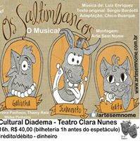 Os Saltimbancos - O Musical