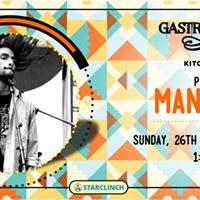 Mananjay - Performing LIVE at Gastronomica GK-1