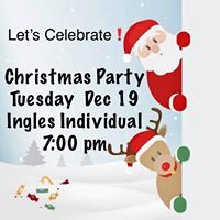 Christmas Party Ingles Individual.