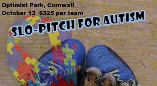 Slo-pitch For Autism Cornwall II
