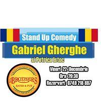 Stand-up Comedy iUmor cu Gabriel Gherghe si Petrica Istoc