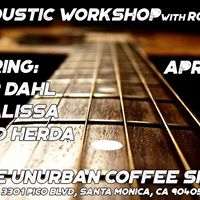 The Acoustic Workshop with Rob LaFond