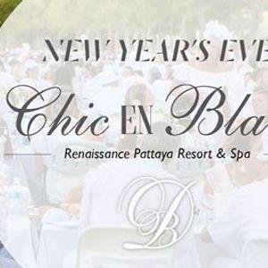 New Years Eve - Chic en Blanc