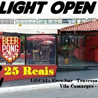 Red Light Open Bar
