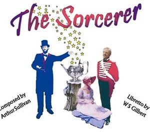 The Sorcerer by G&ampS