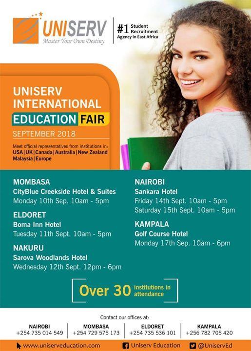 Uniserv International Education Fair