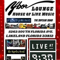 Ybor Lounge Live FEATURING The Bipolar Band