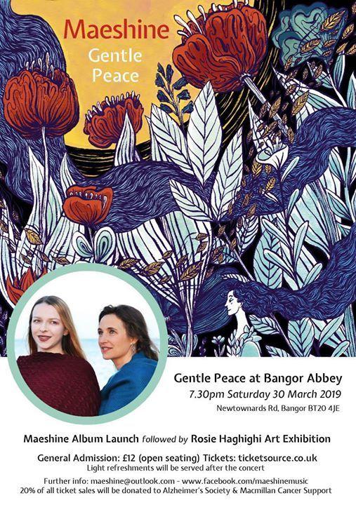Gentle Peace - Album Launch and Art Exhibition