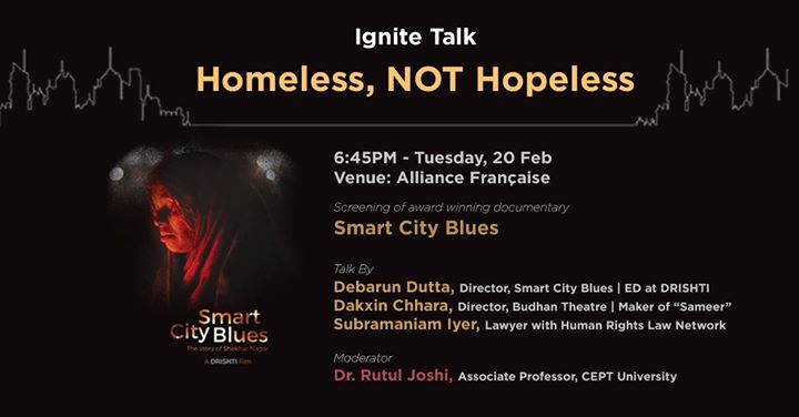Ignite Talk - Homeless NOT Hopeless