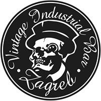 Vintage Industrial Bar