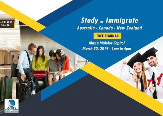 Study and Immigrate to Australia Canada and New Zealand