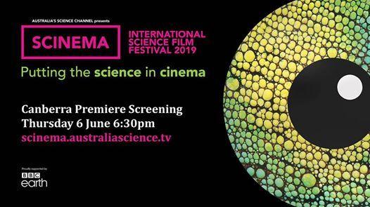 SCINEMA International Science Film Festival 2019