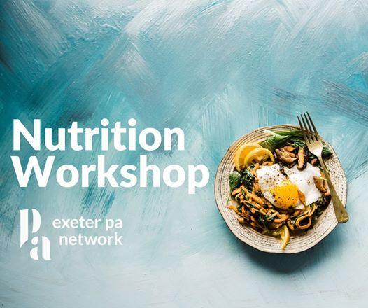 Nutrition Workshop with Carola Becker