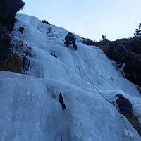 Scotts Creek - Ice Climbing