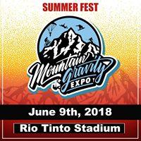 Mountain  Gravity Summer Fest