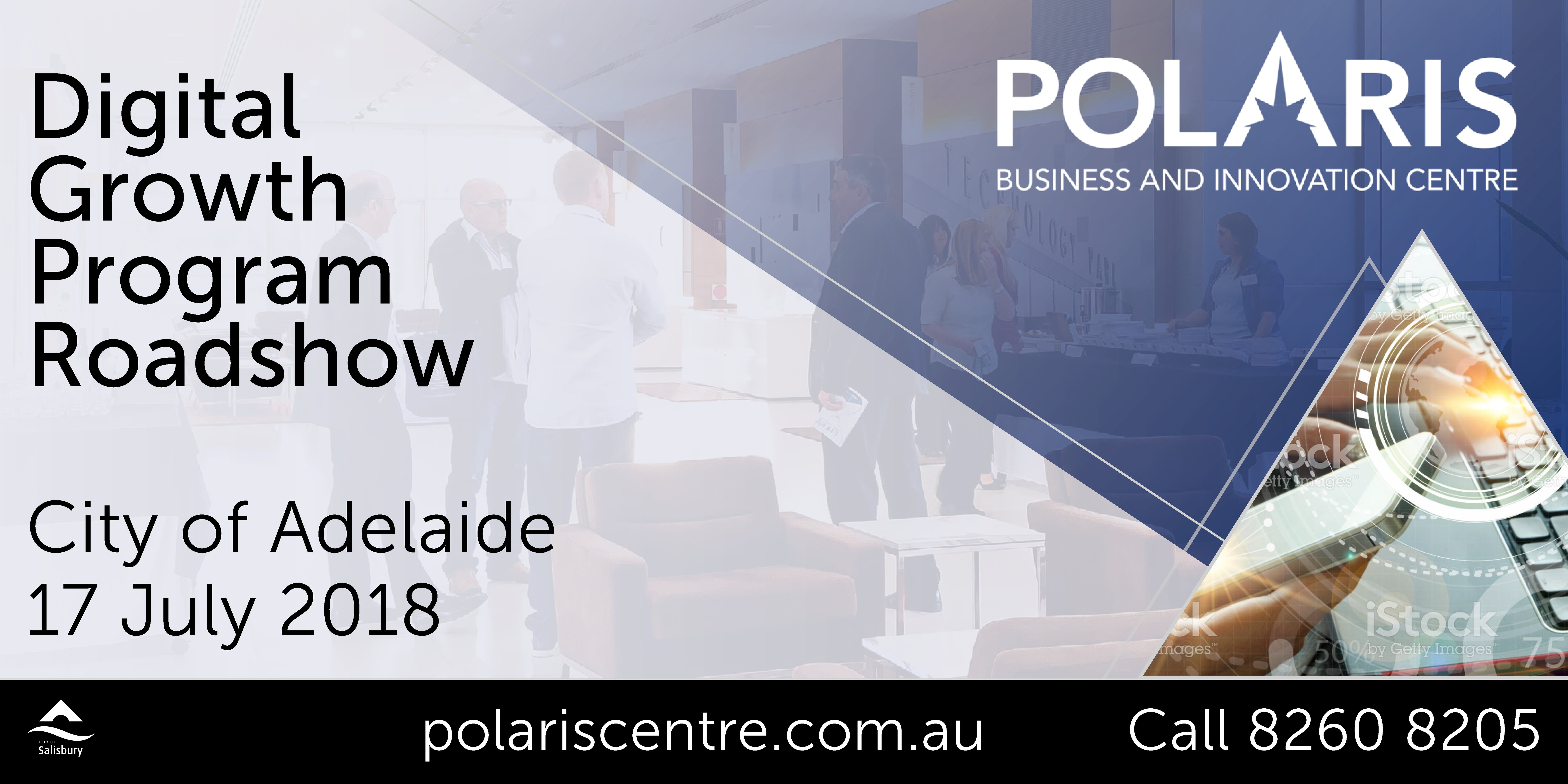 Digital Growth Roadshow - City of Adelaide - 17 July 2018