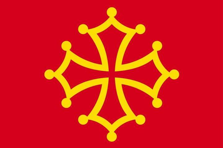 Resultado de imagen para bandera occitania