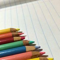 Appel de dossiers - Atelier de cahiers  colorier