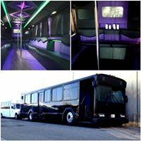 Party Bus to Global Dance Festival AZ 2017