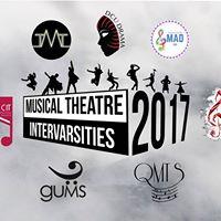 Musical Theatre Intervarsities 2017