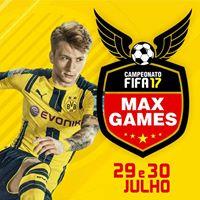 Campeonato Fifa17 Max Games