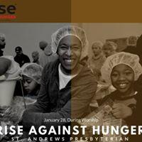 Rise Against Huger