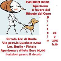 Fashion DOGS - Apericena a favore del Rifugio