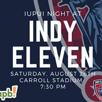 IUPUI Goes to Indy Eleven