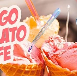 Go Go Gelato Caf