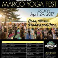 Marco Yoga Fest