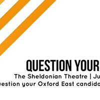 Question Your Oxford East Candidates PledgetoReg