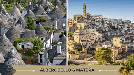Alberobello & Matera con Leoga