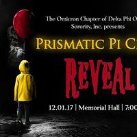 UGA Delta Phi Omega Presents The Prismatic Pi Class Reveal