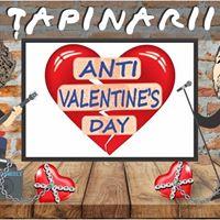 Tapinarii Anti Valentines Day in Oradea