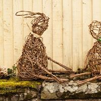 Willow Weaving Workshop Rabbits &amp Hare