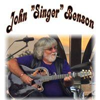 John &quotSinger&quot Benson at Trollingwood