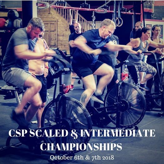 2018 CSP Scaled & Intermediate Championships