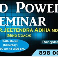 MIND POWER Seminar