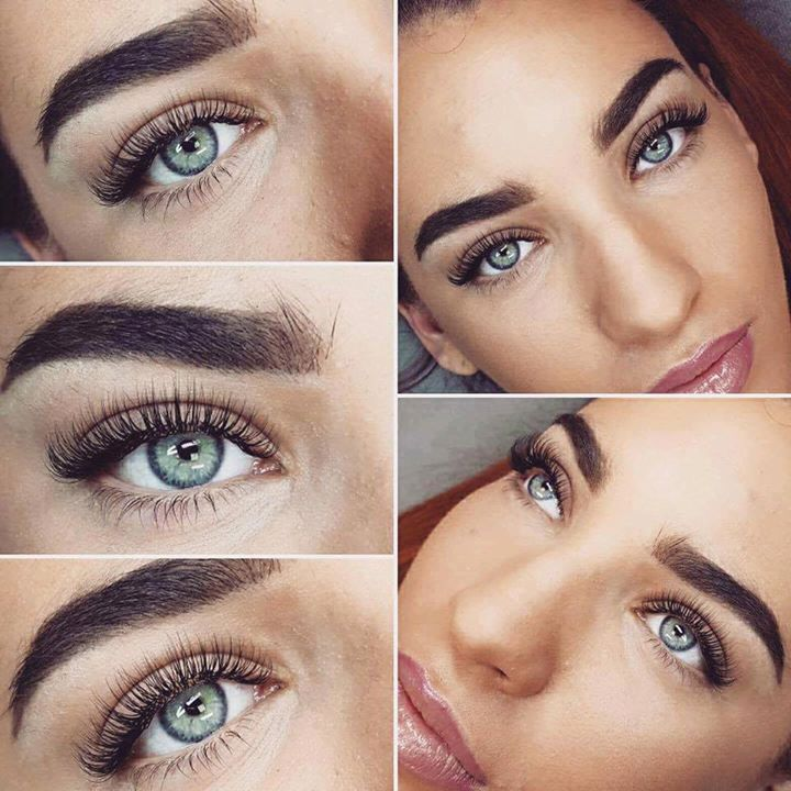 Eyelash Extension Course With Aija Dambe At Salonshop Suppliers Cork