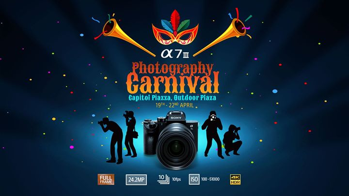 Sony 7 III Photography Carnival