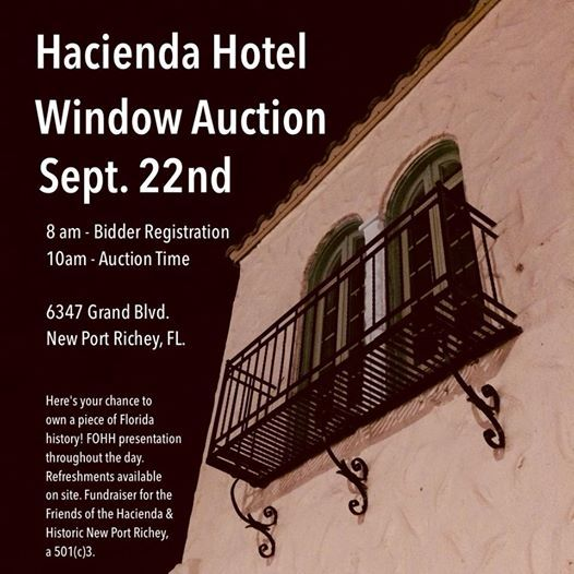 Friends Of The Hacienda & Historic New Port Richey Inc.