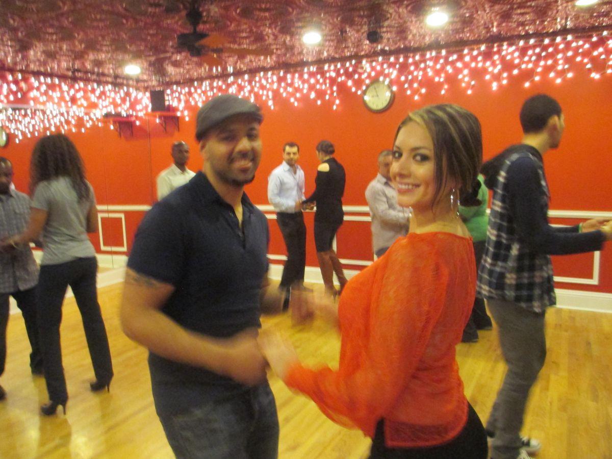 FREE Salsa Dance Classes in Brooklyn