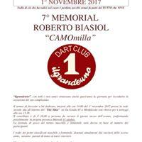 7 Memorial Roberto Biasiol