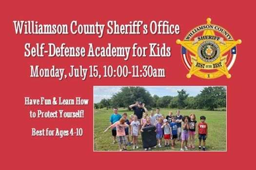 Williamson County Sheriffs Office Self-Defense Academy at