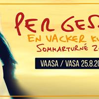 Per Gessle - Sommarturn 2017 - VaasaVasa