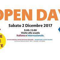 OPEN DAY Istituto Gonzaga